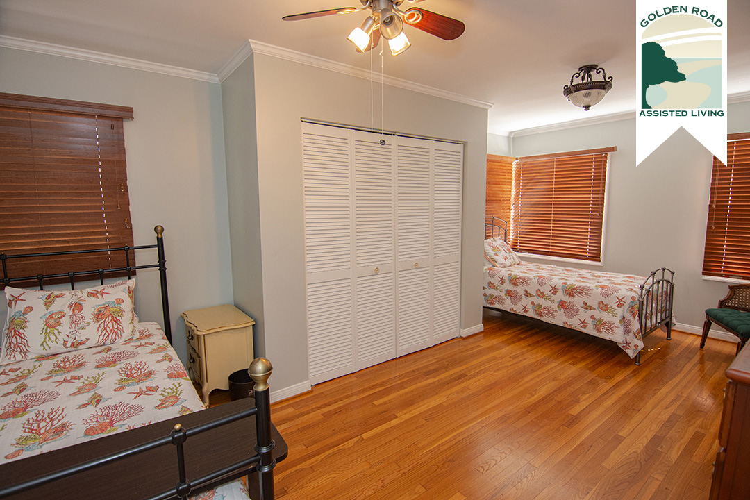 Golden Road Assisted Living San Gabriel Semi Private Room